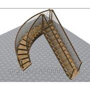 Проект лестниц, раскрой, монтаж. фото