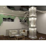 Дизайн жилого интерьера фото