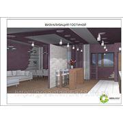 Дизайн и декорирование интерьеров, фасадов. Ремонт, отделка. фото
