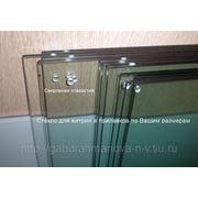 Обработка кромки стекла и зеркал фото
