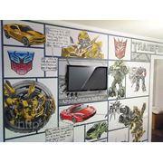 Роспись стен, любых поверхностей фото