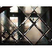 Изготовление витражей на окна фото