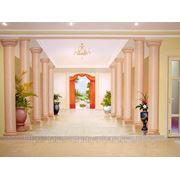 Художественная роспись стен и потолков, портрет. фото