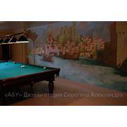 Роспись стен и потолков (фрески) в интерьерах г Новосибирск от А&Y Дизайн студия Серегина Александра фото
