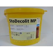 Штукатурка декоративная StoDecolit MP 25 кг