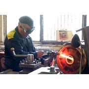 Восстановление деталей электродвигателей методом газопламенного напыления фото