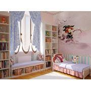Роспись на стенах на заказ в Омске роспись декоративная роспись рельефная роспись живописная фото
