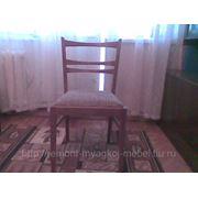 Склейка+драпировка стула фото