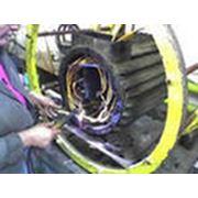 Ремонт и обслуживание электродвигателей. фото