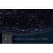 Отделка потолка звездное небо
