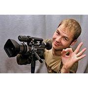Видеооператор, видеосъемка фото