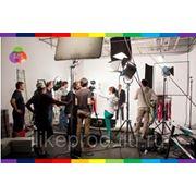 Съемки обучающего видео фото