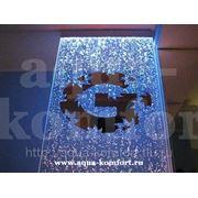 Пузырьковая панель из сотового акрила фото