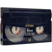 Оцифровка видеокассет форматов Video-8, Hi-8, Digital-8 фото