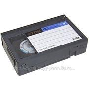 Оцифровка Compact VHS / VHS-C фото