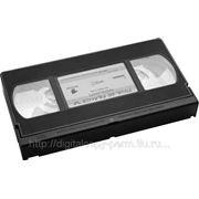 Оцифровка VHS фото