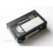Оцифровка видеокассет фото
