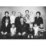 Обработка и восстановление старых фотографий фото