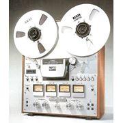 Оцифровка Аудио Бобин фото