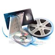Оцифровка видеокассет и кинопленок фото