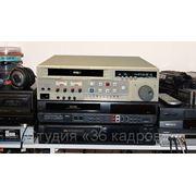 Профессиональная оцифровка видео и аудио кассет фото