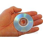 Оцифровка DVD и mini DVD на карту памяти. фото