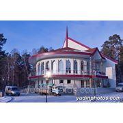 Архитектурная панорамная фотосъемка фото
