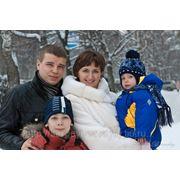 Семейная фотосъёмка, семейные фотосессии фото