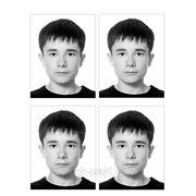 Фото 3,5*4,5 см (черно-белое) фото