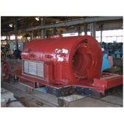 Ремонт высоковольтных электродвигателей турбо и гидрогенераторов фото