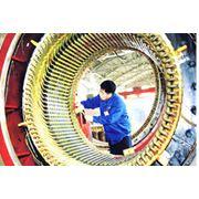 услуги по ремонту электродвигателей фото