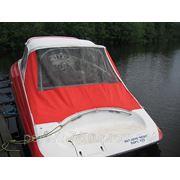 Ремонт тента на катер лодку яхту
