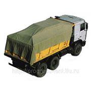 Полог для грузового транспорта фото