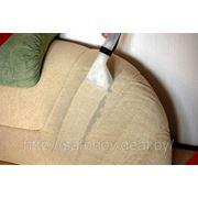 Химчистка мягкой и чистка кожаной мебели фото