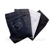 Стирка и утюжение джинсов, брюк фото