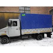 Автотент на грузовик фото