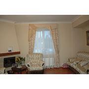 Шторы для гостиной - 2 фото