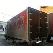 Ворота на грузовой автомобиль высота свыше 2,5 4 петли на створку фотография