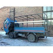 Производство каркасов на грузовой транспорт фото