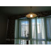 Пошив штор и тюлей фото