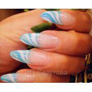 Наращивание ногтей, маникюр, макияж в Казани фото