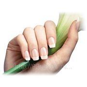 Биогелевое укрепление ногтей фото