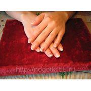 Покрытие ногтей гель-лаком, био-гелем фото