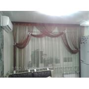 Ниточные шторы комплект фото