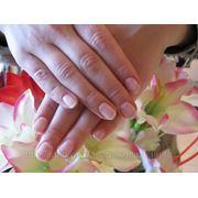 Укрепление ногтей биогелем фото