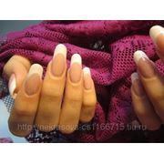 Качественное наращивание качественных ногтей фото