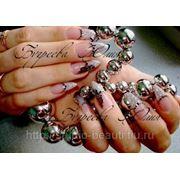 8-951-783-74-71, Наращивание ногтей в Челябинске фото