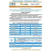 Размещение рекламы на информационных стендах в лифтах жилых домов г. Волгоград фото