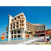 Курортный комплекс в солнечном береге фото