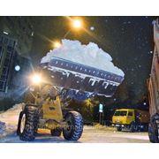 Снег, вывоз и уборка фото